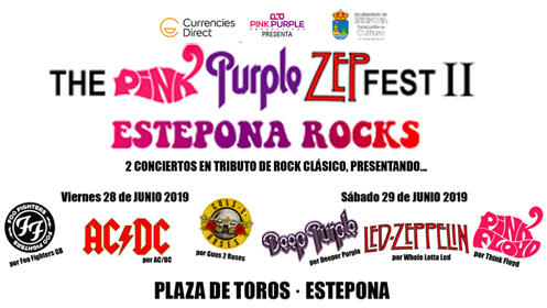 Entrada para The Pink Purple Zep Fest desde 21€