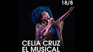 Dos entradas para Celia Cruz Musical en Starlite y Menú Hamburguesa en la Pesquera