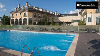 Desconecta en Ávila: Spa y opción de alojamiento para dos