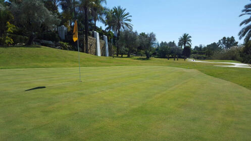 Green fee en El Campanario Golf  & Resort + Tapa y Bebida