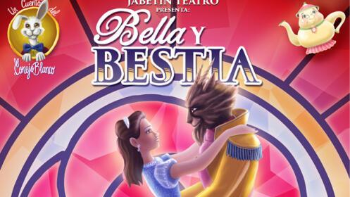 Últimas entradas espectáculo infantil La Bella y la Bestia