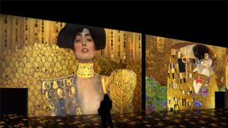 Plan para dos: El Oro de Klimt + Picoteo en Casa Amigos