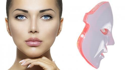 Peeling ultrasónico + infiltración de vitaminas con dermapen + máscara LED
