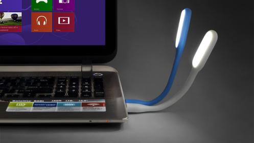 Luz led para PC de varios colores