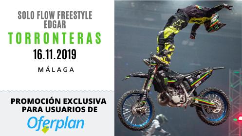 Entrada Solo Flow Freestyle – Edgar Torronteras