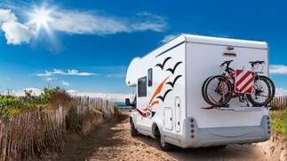 Estas vacaciones ¡alquila una caravana! / These holidays, hire a caravan!