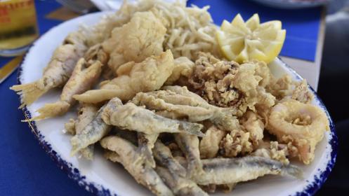 Menú para 2 en Marisquería Chambel