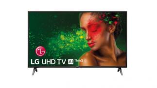 Televisión LG 49UM7100 Ultra HD 4K con Inteligencia Artificial