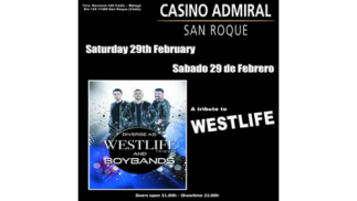 Entrada Tributo West Life & Boy Band  – 29 de febrero