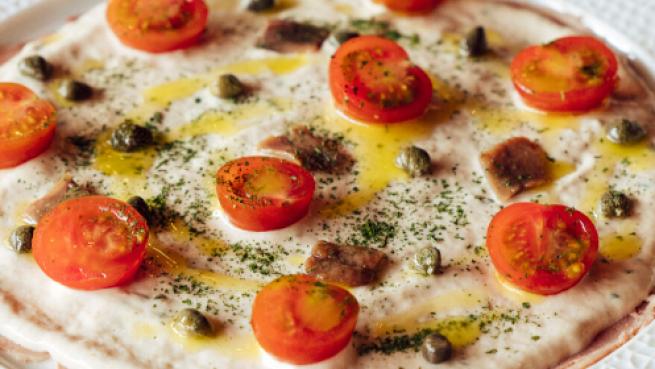 Plan para dos: menú en Da Luca Ristorante por 35€