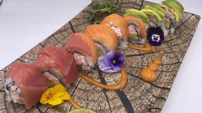 Menú sushi para 2 en Chiringuito Servando