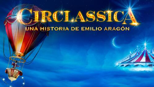 Entrada para CIRCLASSICA - Del 10 al 12 de enero - Málaga