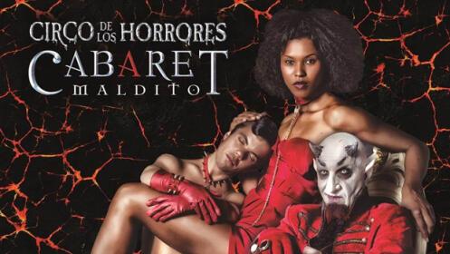 Entradas para Cabaret Maldito de Circo de los Horrores
