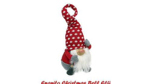 Enanitos Christmas Bell