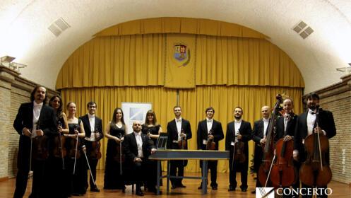 Menú en Restaurante Kaleido+ invitación a Concerto Málaga