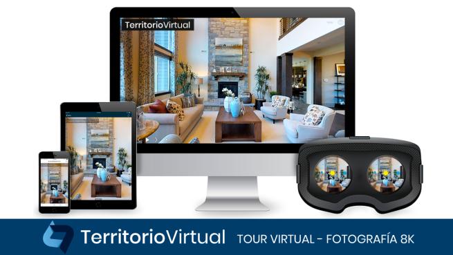 Tour virtual fotográfico para street view desde 185€