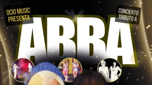 Entrada Tributo a ABBA en Málaga - 7 de diciembre