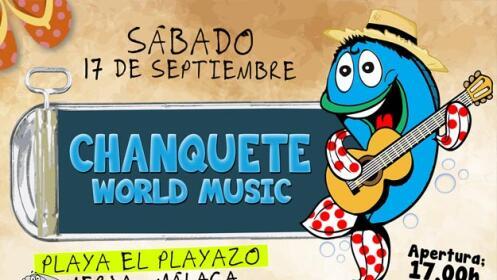 Entradas para CHANQUETE WORLD MUSIC