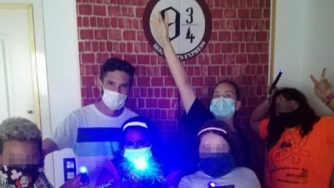 Escape room a domicilio para toda la familia por 59€