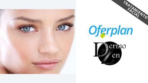 Sesión de hidroterapia facial y mascarilla de colágeno (8 tratamientos en 1)