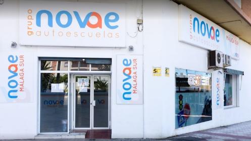 -84% en carnet A2 en Autoescuela Novae Málaga Avenida Ortega y Gasset