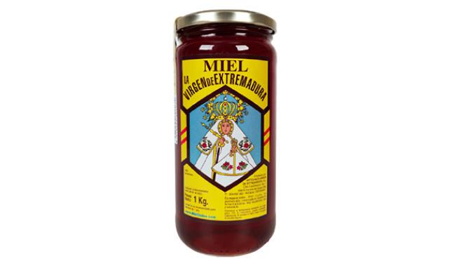 Lote de 3kg de miel natural VIRGEN DE EXTREMADURA