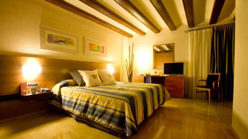 Habitación superior 4* y con spa privado